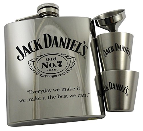 JACK-DANIELS-STAINLESS-STEEL-FLASK-GIFT-SET