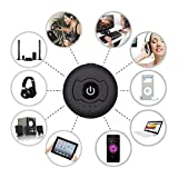 Mercu Multi-point Wireless Audio Bluetooth Transmitter Music Stereo Dongle Adapter for TV Smart PC DVD MP3 H-366T Bluetooth 4.0 A2DP