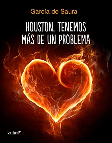 Portada del libro Houston, tenemos más de un problema de García de Saura