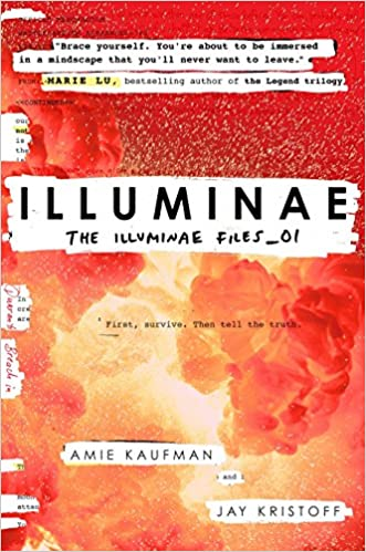 Amazon.com: Illuminae (The Illuminae Files) (9780553499117): Amie Kaufman, Jay  Kristoff: Books
