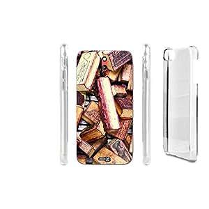 FUNDA CARCASA SCATOLINE LEGNO PARA HTC DESIRE 610