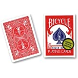 Baraja Bicycle edición oro - Dorso Rojo (US Playing Card Company)