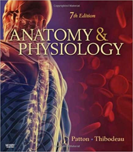 Anatomy and Physiology: Amazon.co.uk: Dr. Kevin T. Patton, Gary A ...