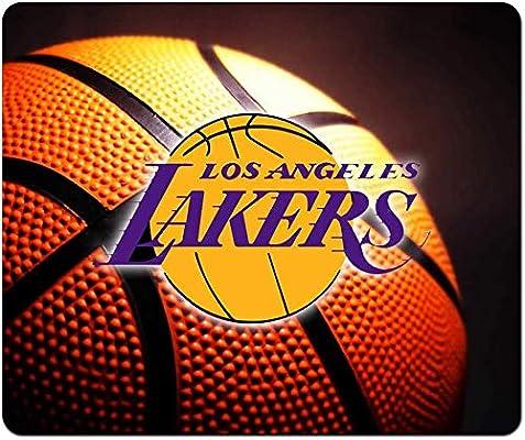 Gardesse Lakers Baloncesto Alfombrilla de ratón Rectangular Grande ...