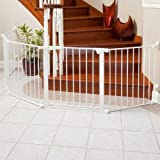 Configure/Hearth Gate 9″ Gate Extension WHITE