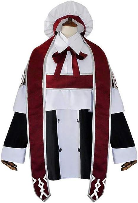 ULLAA Black Butler Ciel Phantomhive Trajes Cosplay Disfraz Camisa ...