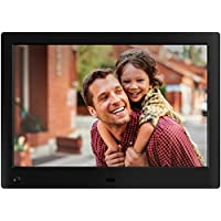 NIX Advance - 10 inch Widescreen Digital Photo & HD Video (720p) Frame, With Motion sensor, 8GB USB included