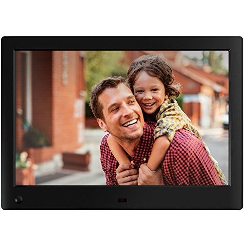 NIX Advance - 10 inch Widescreen Digital Photo & HD Video (720p) Frame, With Motion sensor, 8GB USB included (X10H)