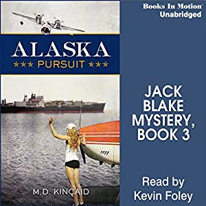 Alaska Pursuit Audiobook