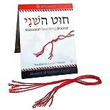 """Original Kabbalah 12"""" Red String Bracelet"""