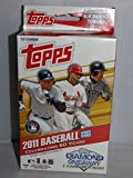 2011 TOPPS UPDATE HANGER BOX - 72 CARDS FACTORY SEALED - LOOK FOR THE MIKE TROUT ROOKIE CARD