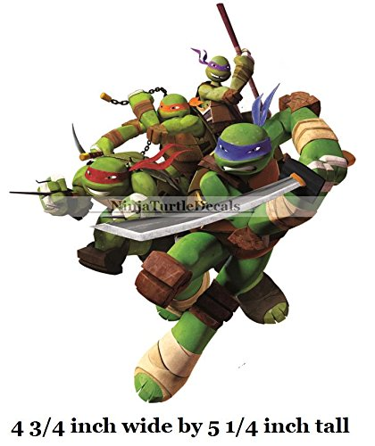 5 donatello donnie leonardo leo michelangelo mikey raphael raph turtle tmnt teenage mutant ninja turtles