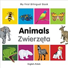 My First Bilingual Book–Animals (English–Polish)