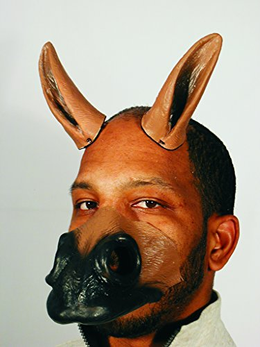 Horse Nose Costume (HMS Horse Ears & Nose Set)