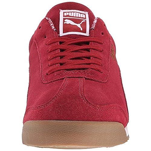 b316cab5 PUMA Roma Men's Suede Paisley Sneaker new - scott-thomas-salon.com