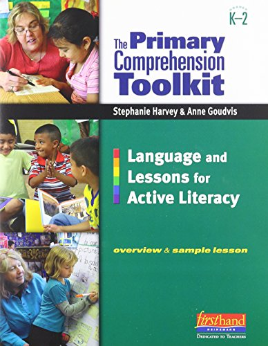 Comprehension Tool Kit - The Primary Comprehension Toolkit (Grade K-2)