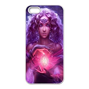 Fantasy Phone Case Perfectly Fit To iPhone 5,5S - IMAGES COVERS Designed