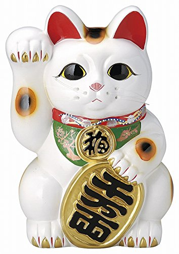 - Japanese ceramic Tokoname ware. A kitty bank.