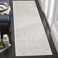 Safavieh Reflection Collection RFT667A Beige and Cream Runner (23 x 8)