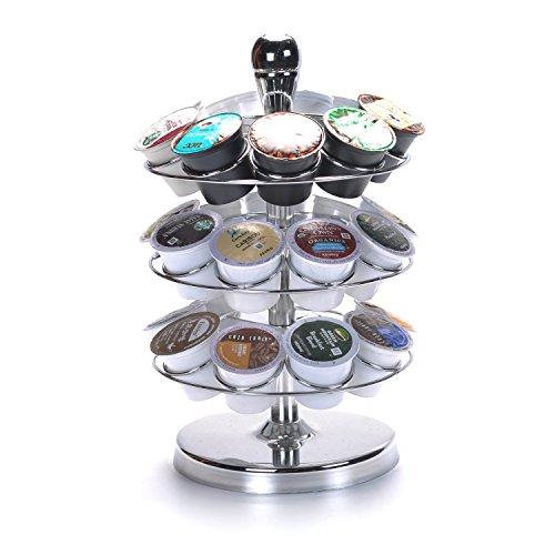coffee-pod-holder-ym-27-k-cup-carousel-storage-holder-revolving-spinning-organizer-coffee-pods-rotat