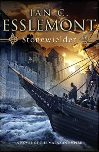 Book Stonewielder: A Novel of the Malazan Empire (Malazan Empire 3)