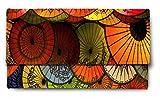 Sleep Nature's Japanese Umbrella Printed Ladies Wallet