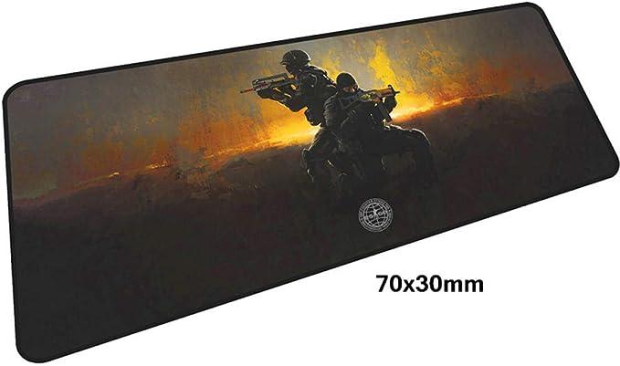 Alfombrilla De Ratón Glow Counter Strike Gamer 700X300X3Mm ...