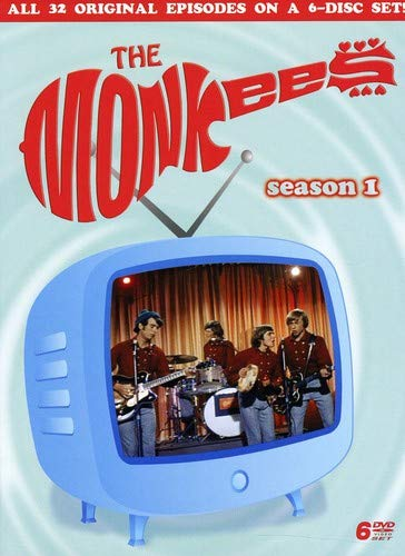 The Monkees: Season 1 (The Best Series On Tv Right Now)