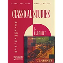 Classical Studies for Clarinet (Rubank Educational Library)