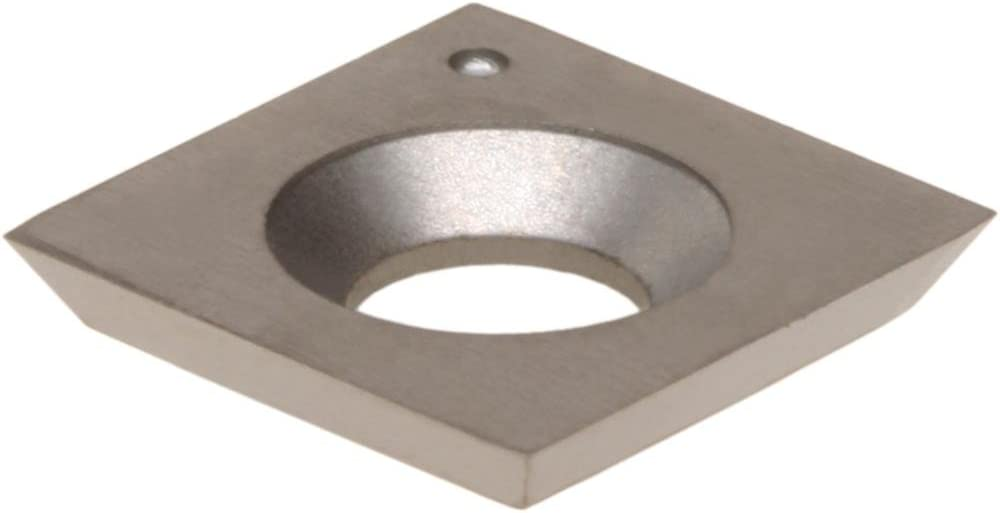 Grizzly H2880 Carbide Insert 14.6 by 14.6 by 2.5MM