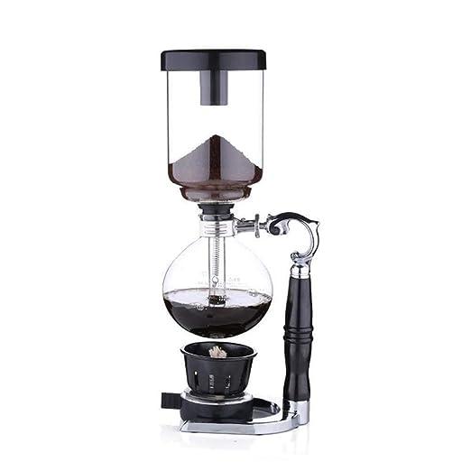 Wcxxhy Cafetera con Sifón Máquina De Café con Sifón con ...