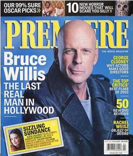 Download Premiere Magazine Bruce Willis April 2003 pdf