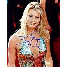 Hill Faith Redcarpet Autographed Preprint Signed 11x14 Poster Photo