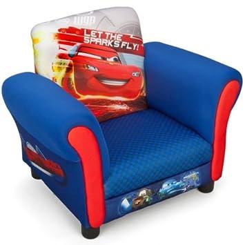 Delta Childrens Products Disney Cars reposabrazos Silla con ...