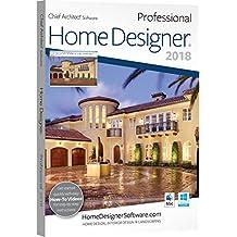 Chief Architect Home Designer Pro 2018