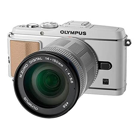 Olympus E-P3 - Cámara Digital (12.3 MP, SLR Kit, 4/3