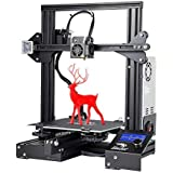 Official Creality 3D Ender 3 3D Printer with Fully Open Source, Resume Printing Function 220 * 220 * 250mm