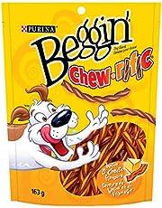 Beggin' Chew-rific Dog Treats, Bacon & Cheese Flavour Snacks - 163 g