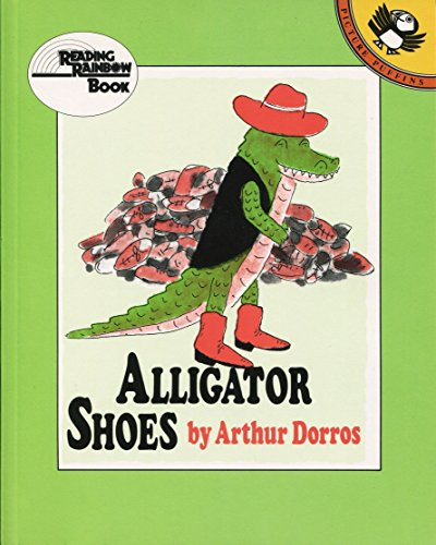 Thing need consider when find alligator shoes by arthur dorros?