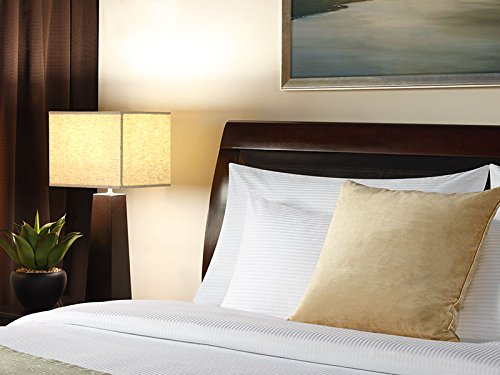 Hotel & Resort Bed Sheet Set - Sobella Bedding Linen - 100% Premium Cotton with 320 Thread Count - Available in King
