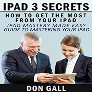 iPad 3 Secrets Audiobook