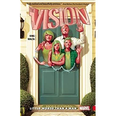 Vision Vol. 1: Little Worse Than A Man