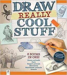 Book Draw Really Cool Stuff (Binder)