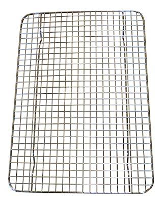 Stainless Steel Cooling Rack Heavy Duty, Commercial, Metal Wire Grid Rack by Hamilton Housewares