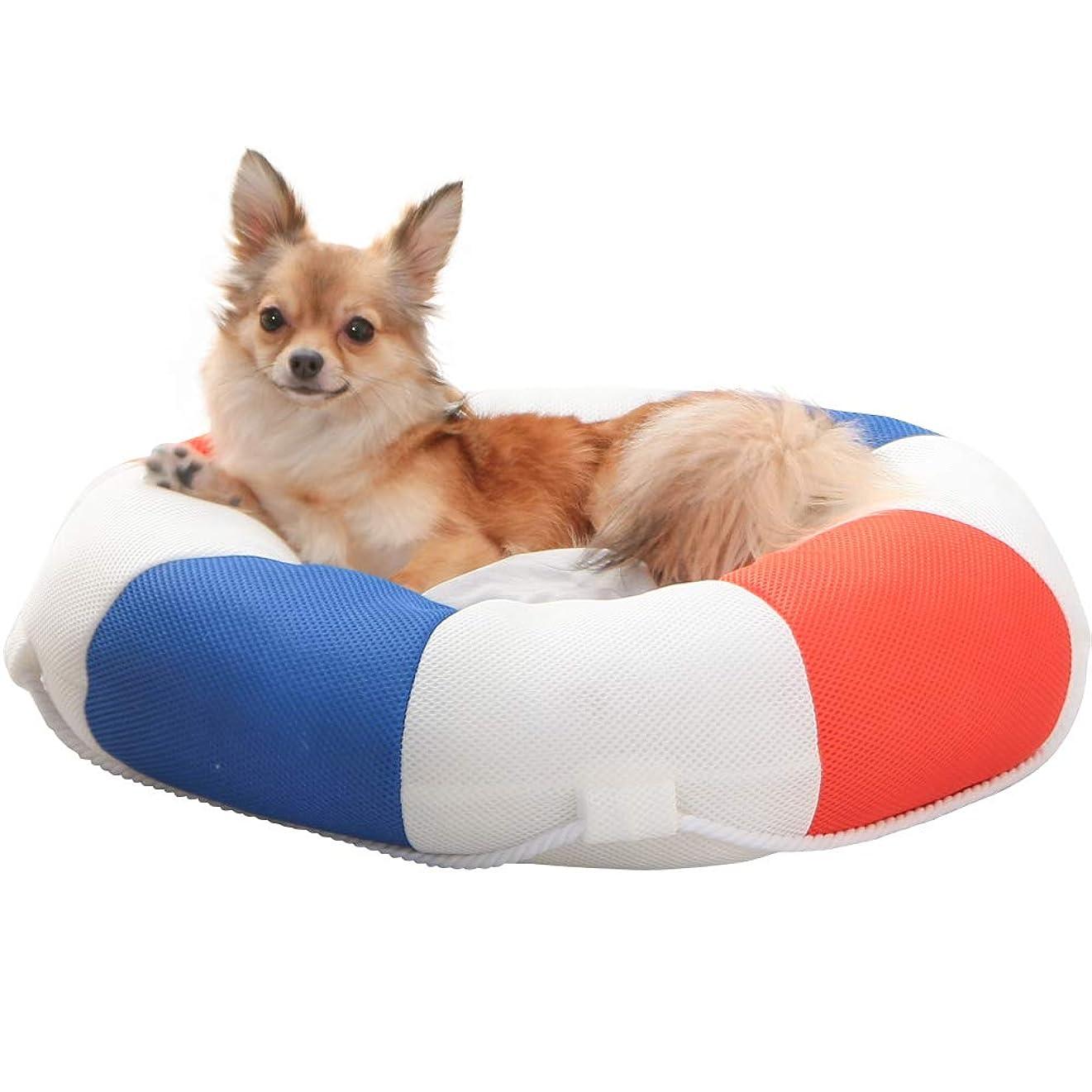 タービン聡明ドナウ川チヤミ ペットソファー ペットベッド 猫用 犬用 椅子型 可愛い 寝台 室内用 ペット用品(ホワイト)