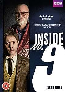 Inside No. 9 - Series 3 [UK import, region 2 PAL Format]