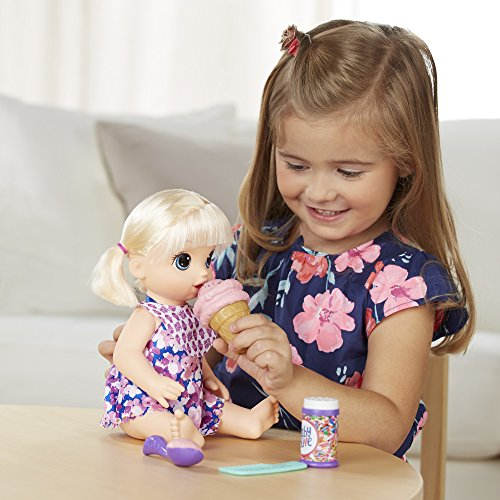Baby Alive Magical Scoops Baby Blonde Import It All
