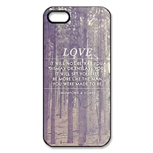 Mumford & Sons iPhone Case for iphone 5/5s, Well-designed TPU iphone 5s Case, iphone accessories