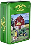 MasterPieces Puzzle Company John Deere My Two Best Friends Collectible Jigsaw Puzzle Tin (1000-Piece)