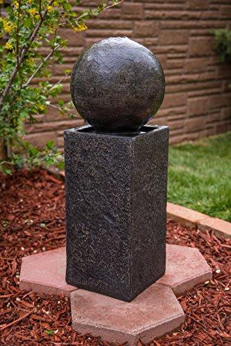 Review 29″ Floating Sphere Pedestal
